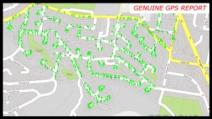GPS Tracked Delivery